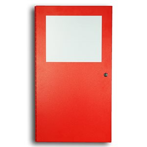 Master Panel, 64 Switches/LEDs, Red, 120VAC