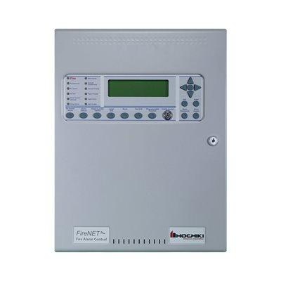 FireNET® Plus Intelligent Addressable, 1 Loop, dialer, Expandable, Gray, 120V