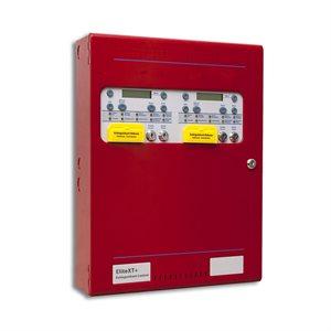 XT+2R XT+ Multi-Area Addressable Releasing Control Unit, 2 Modules, Red