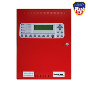 FireNET Plus 1127US2ERS120-NY 1 Loop Fire Alarm Control Panel (Analog with Dialer)