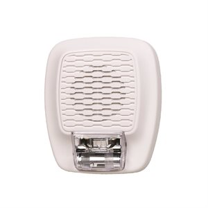 HHSLF15W - Low Frequency Horn/Strobe with 15 Fixed Candela White