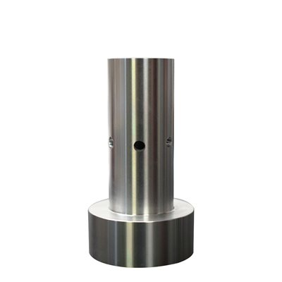 "1/2"" 360 Stainless Central Discharge Nozzle"