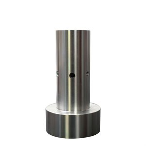 """1/2"""" 360 Stainless Central Discharge Nozzle"""