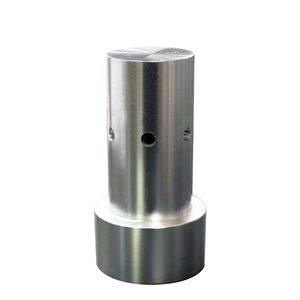 "3/4"" 360 Stainless Central Discharge Nozzle"