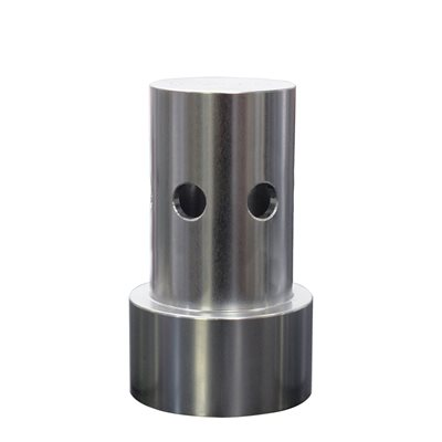 """1"""" 360 Stainless Central Discharge Nozzle"""
