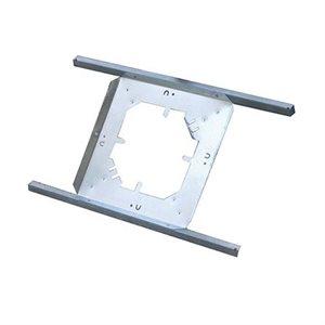 """SSB-4 0 4"""" Speaker and Speaker Strobe Support Bracket Tile"""